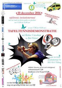 tafeltennis-invitatie-toernooi